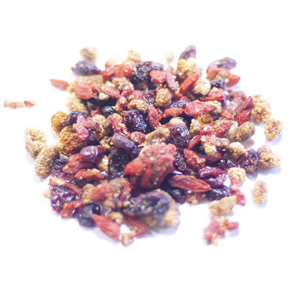 healthy berry mix - nutbox.eu