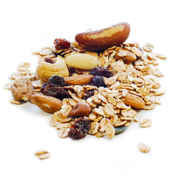 Muesli noten en vruchten - nutbox.eu