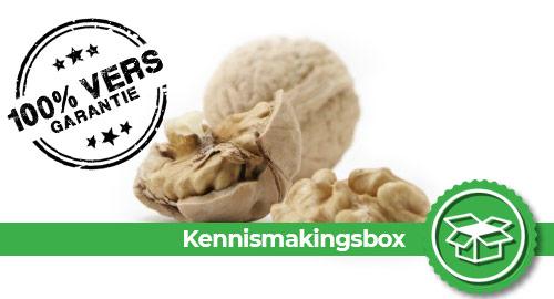 Kennismakingsbox Ontbijt Notenbox | nutbox.eu